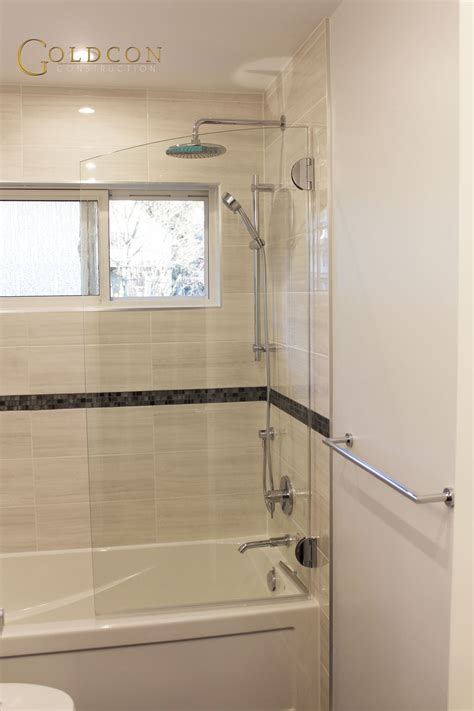 beautiful bathroom renovation project featuring