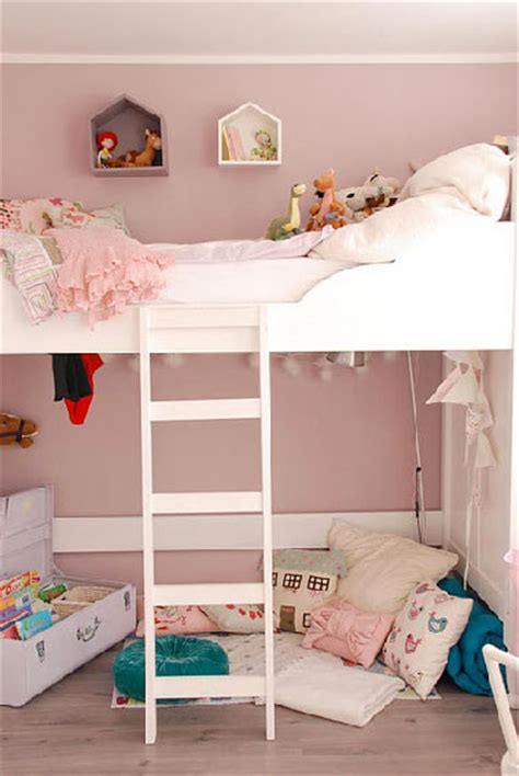 chambre poudré couleur déco pour la peinture chambre fille peinture