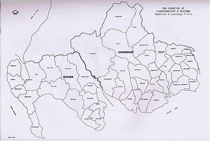 Map Parish Scottish Wigtown Scotland Maps Parishes
