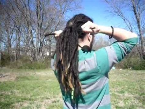 mexican dreads my dreads at 3 years and 6 months