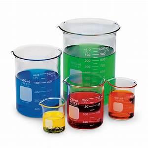 Lab Supplies - Beakers