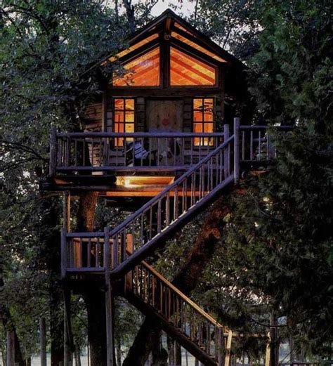 Tree House Resort Oregon - landscape design