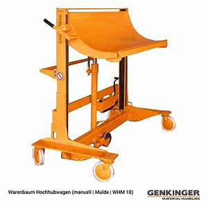 Fabric Beam High Lift Truck  Manual