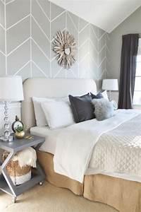 Tapisserie 4 Murs : papier peint 10 papiers peints tendance pour la chambre ~ Melissatoandfro.com Idées de Décoration