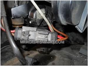 Mercedes Vito W639 Schaltplan