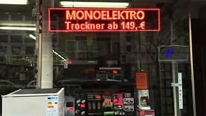 Elektro Outlet Duisburg : waschmaschine k hlschr nke aller art abholbar d sseldorf duisburg youtube ~ Markanthonyermac.com Haus und Dekorationen