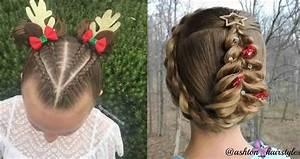 Coiffure Pour Noel : coiffure petite fille noel highfly ~ Nature-et-papiers.com Idées de Décoration
