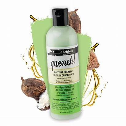 Aunt Jackie Conditioner Leave Quench Jackies Moisture
