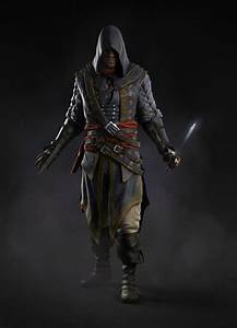 Assassin's Creed Rogue Adewale Game Poster by ...