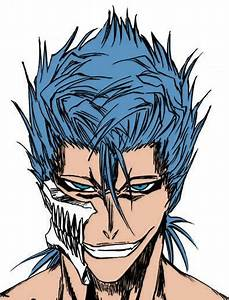Colored, Scan, Grimmjow, In, 2021
