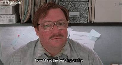 Space Office Quotes Milton Fire Building Burn