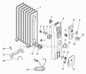Delonghi Mg7307cm Parts List And Diagram   Ereplacementparts Com