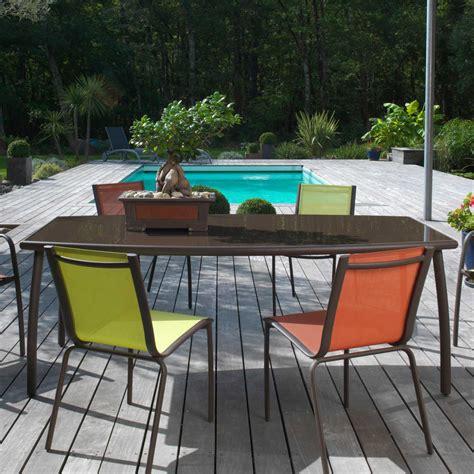 chaises de couleur best chaise salon de jardin couleur gallery design