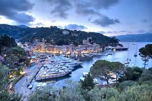 Italian Riviera Tourist Map and Guide
