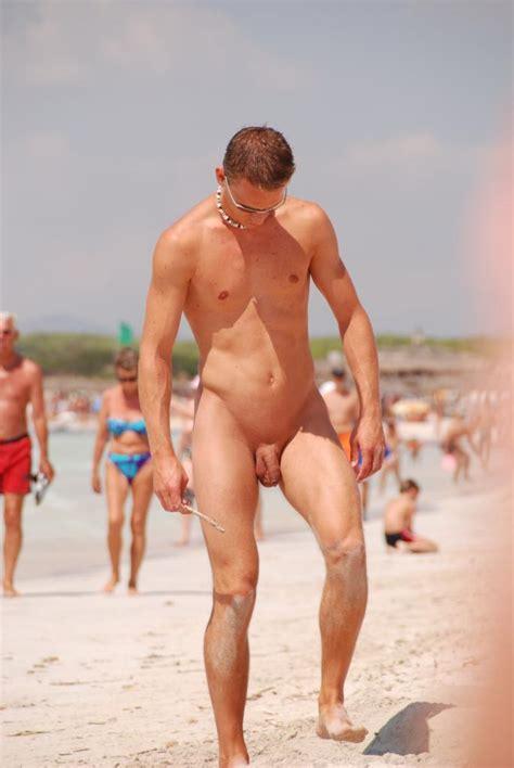 Spy Cam Dude Hot Guy In Nude Beach