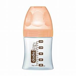 Biberon verre sensation+ beige biche 150ml de Dodie