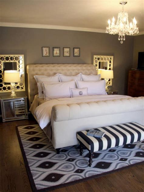 Stylish, Sexy Bedrooms Hgtv