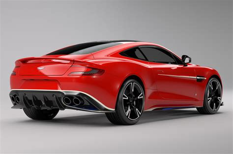 aston martin vanquish red aston martin vanquish s red arrows edition by q