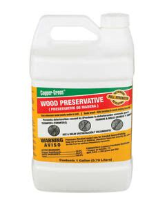 copper green wood preservative oil base exterior green