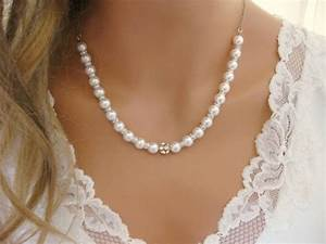 meaning of pearls in a wedding good or bad everafterguide With pearl necklace with wedding dress