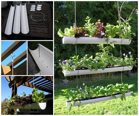 Vertical Hanging Garden by Here S How To Save Time And Space By Vertical Gardening At