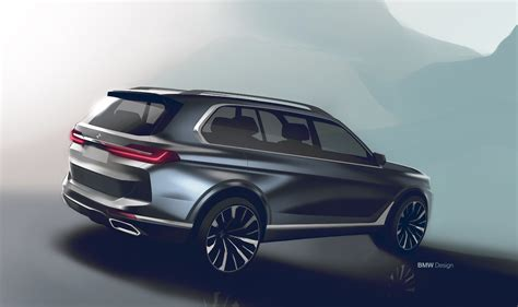 2020 Bmw X7 by 2020 Bmw X7 G07 Goes Official With 7 Seats And