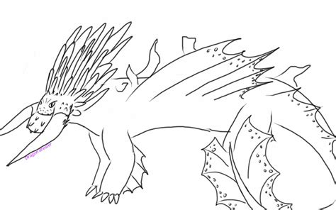 train  dragon coloring pages drawing