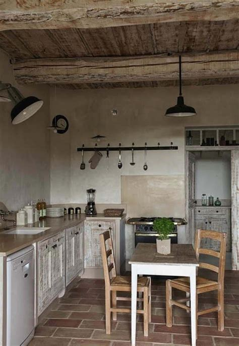 deco cuisine recup cuisine vintage qui nous fait voyager dans une autre