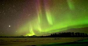 Solar Northern Lights Northern Lights Aurora Borealis Visible Farther South This