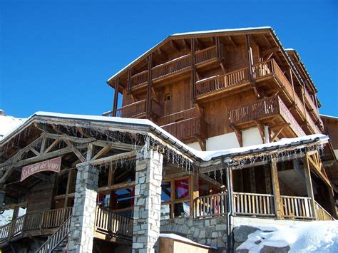 residence chalet des neiges hermine 15 val thorens