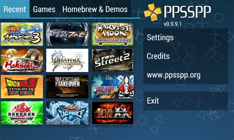 Download Ppsspp Gold 0.9.9.1 Apk For Free