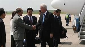 Bill Clinton in North Korea to Seek Release of U.S ...