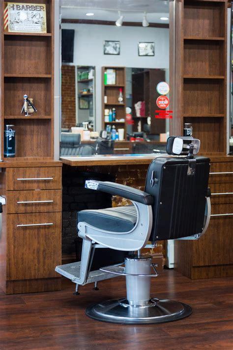 gotham city barber shop nyc hair cut photo gallery