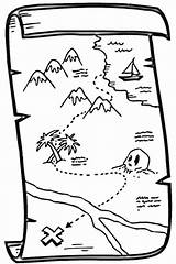Treasure Map Coloring Printable Pirate Maps Outline Supercoloring Template Regard Egypt Version Drawing Through Subjects Inform Numerous Youngsters Websites Teaching sketch template