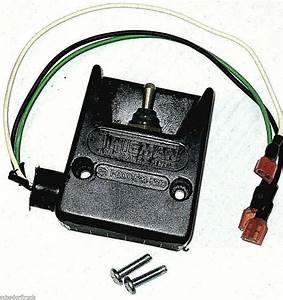 Thieman 31447 Liftgate Switch  3 Wire Oem