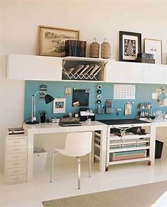 Desk, Organizing, Ideas