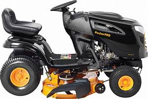 Poulan Pro Riding Mowers Pp19a42