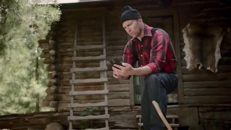 safeauto tv commercial terrible quotes lumberjack