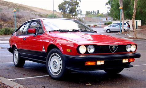 Alfa Romeo Gtv6 by 1984 Alfa Romeo Gtv6 Photos Informations Articles
