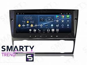 Bmw 3 Series E90 Android Car Stereo Navigation In