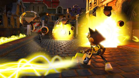 sonic forces  rental avatar details   gameplay