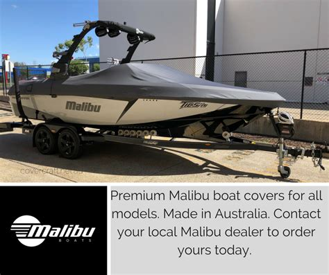 Malibu Boats Brisbane by Mercury Outboard Motor Covers Australia Impremedia Net