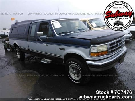 online auto repair manual 1992 ford f250 windshield wipe control used parts 1993 ford f250 7 5l subway truck parts inc auto recycling since 1923