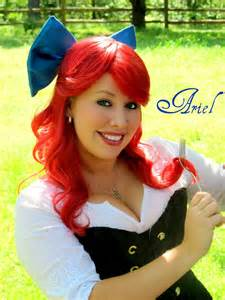 Little Mermaid Ariel Cosplay