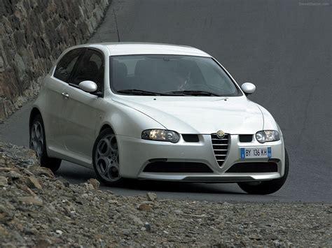 Alfa Romeo 147 Gta Exotic Car Image 040 Of 45 Diesel
