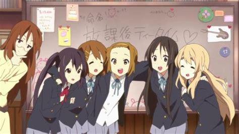 anime jepang tentang sekolah peringkat klub sekolah dalam anime yang fans di jepang