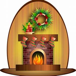 Fireplace, Clipart, Stone, Fireplace, Fireplace, Stone