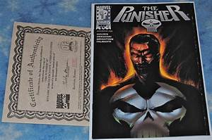 The Punisher #1 [Dynamic Forces Exclusive Cover] 1998 1rst ...