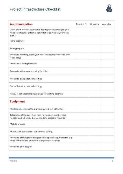 It Infrastructure Project Plan Template by It Infrastructure Project Plan Template 28 Images It