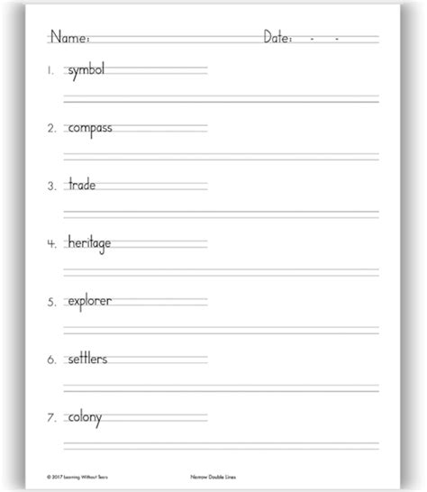 2nd grade worksheets free second grade writing worksheet lw tears